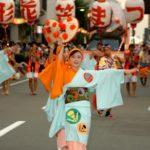 山形花笠まつりは今年も熱い!2014祭り日程&面白見どころ!