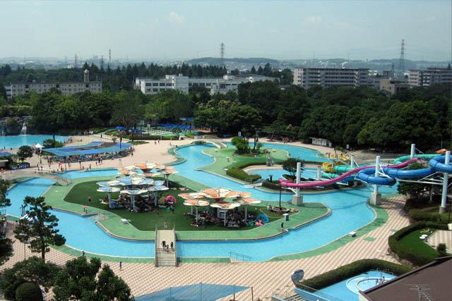「昭和記念公園 プール」の画像検索結果