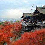 京都清水寺、東山の紅葉2014の見ごろは?おすすめコースも!